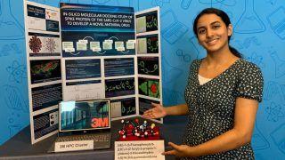 कोरोना का संभावित इलाज खोजने के लिए भारतीय-अमेरिकी लड़की को मिला 18 लाख का इनाम