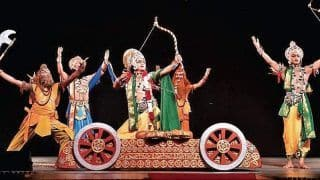 Ramlila in The Time of Corona: Ram Takes Covid Test, Shiva's Bow Sanitised & Bharat Wears Mask!