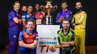 Abu Dhabi T10 League की तारीखों का हुआ ऐलान, जनवरी में होंगे मैच