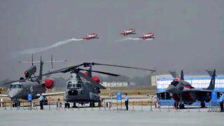IAF Day 2020: वायुसेना दिवस पर जश्न में डूबा हिंडन एयरबेस, परेड के बाद अब होगी फ्लाइ पास्ट की शुरुआत