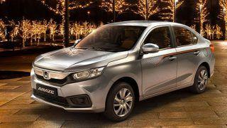 Honda Amaze Special Edition Price: होंडा लाया Amaze का स्पेशल मॉडल, जानें क्या है खास
