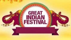 Amazon Great Indian Festival 2020: Amazon ?? ????? ???, 10 ???? ????? ????? ??? ??? ?? ?????? ???