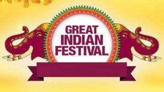 Amazon Great Indian Festival 2020 Sale: प्राइम मेंबर्स के लिए Amazon सेल शुरू, स्मार्टफोन्स और TV पर मिल रहे ये शानदार ऑफर