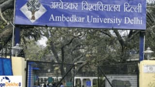 Ambedkar University Delhi Releases First Cut-off for UG Courses, 99% Cut Off for Psychology