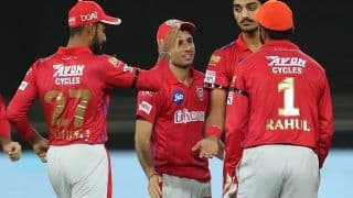 IPL 2020 Report: Jordan Stars as Punjab Beat Hyderabad to Keep Playoff Hopes Alive