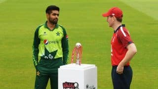 Pakistan Invite England For Three-match T20 Series in January 2021