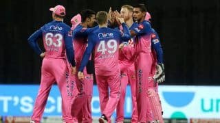 CSK vs RR 2020, IPL Match Report: Jos Buttler, Bowlers Guide Guide Rajasthan Royals to Seven-wicket Win Versus MS Dhoni-led Chennai Super Kings