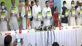 Bihar Assembly Election 2020: 'Mahagathbandhan' Releases Manifesto, Promises 10 Lakh Jobs, Scrapping of Farm Bills | Key Points