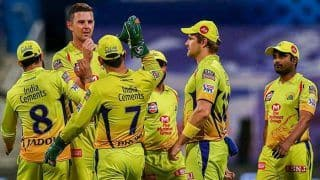 IPL 2020 Playoffs: Will Chennai Super Kings Make it to The Top-Four? Scott Styris Says No