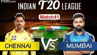 IPL 2020 Live CSK vs MI Cricket Score Live Updates Online Match 41 Sharjah: Struggling For Survival, Chennai Super Kings Face Fierce Rivals Mumbai Indians