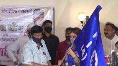आठवले की पार्टी में शामिल हुईं पायल घोष, अनुराग कश्यप पर लगाया है #MeToo का आरोप; तस्वीरें