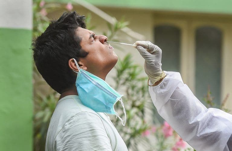 India Records 48,648 Fresh Covid Cases, 563 Deaths; Tally Reaches 80.88 Lakh