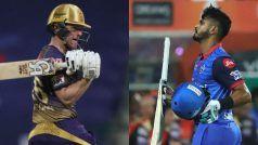 IPL 2020 KKR vs DC Live Streaming: कब और कहां देख सकेंगे कोलकाता-दिल्ली मैच