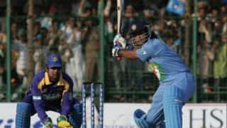 Ms dhoni has to do is to play some more super competitive cricket in between says kumar sangakkara 4191184