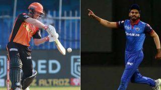 LIVE IPL SCORE, SRH vs DC: प्लेऑफ में जगह पक्की करने के इरादे से उतरेगी दिल्ली, 7 बजे होगा टॉस