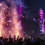 Pandemic Casts Shadow over Dussehra Festivities in India, Covid Effigies Become New Addition | See Visuals