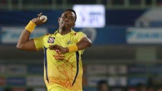 IPL 2020: Dwayne Bravo Ruled Out of Tournament With Groin Injury, Confirms CSK CEO Viswanathan