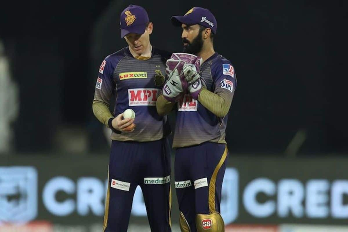 IPL 2020 News: Dinesh Karthik Hands Over Kolkata Knight Riders Captaincy to  Eoin Morgan, Fans Hails India Wicketkeepers Selfless Move | India.com  cricket news | dream11 IPL 2020