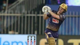 IPL 2020 News: Eoin Morgan on Batting Lower Down Order in Kolkata Knight Riders, Says 'Difficult to Bat up as we Have Number of Match-winners'