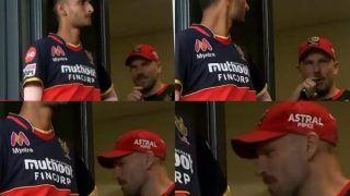 IPL 2020: राजस्थान के खिलाफ मैच में ई-सिगरेट पीते नजर आए एरॉन फिंच, लोगों ने कोहली से मांगा जवाब