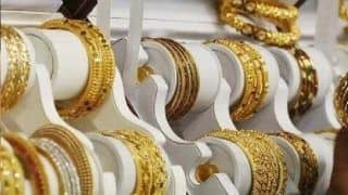 Gold Price Today 8 October 2020: भारी गिरावट की तरफ जा रहा है सोना! दिवाली तक इतने नीचे आ सकते हैं दाम, जानें आज का भाव