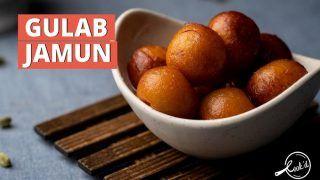 Gulab Jamun Recipe In Hindi: घर पर इस तरीके से बनाएं परफेक्ट गुलाब जामुन, ये है रेसिपी