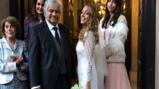 Second Innings: Harish Salve Marries Caroline Brossard, Only 15 Guests Invited | See Photos