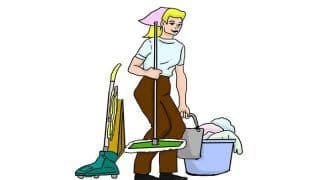 Women Who Perform Domestic Chores Have Better Bone Health