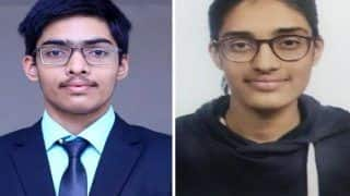 IIT JEE Advanced Result 2020 Declared: With 100 Percentile, Chirag Falor Bags AIR- 1, Era Sarda Tops Among Girl Candidates | Full List of Toppers Here