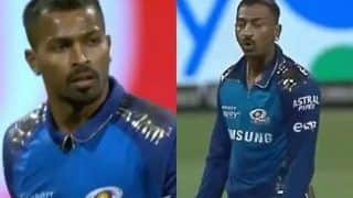 IPL 2020: Krunal Pandya Loses His Cool on Birthday Boy Hardik During Mumbai Versus Delhi | WATCH VIDEO
