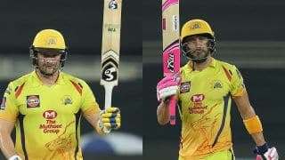 IPL 2020 Updated Points Table After KXIP vs CSK, Match 18 in Dubai: Chennai Move to No 6; KL Rahul, Yuzvendra Chahal Hold Orange, Purple Caps Respectively