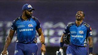 IPL 2020: Kieron Pollard, MI Robbed of One Run vs KXIP at Abu Dhabi? Controversial ICC Rule Sparks Debate