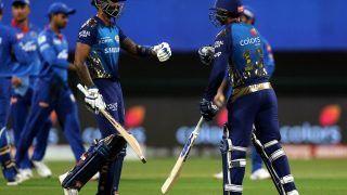 IPL 2020 Updated Points Table After MI vs DC, Match 27: Mumbai go Top; KL Rahul, Kagiso Rabada Retain Orange, Purple Cap Respectively