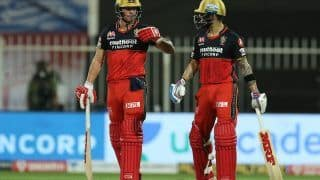 IPL 2020, RCB vs KKR: On a Pitch Like That Only he Can do it, Virat Kohli Praises AB De Villiers
