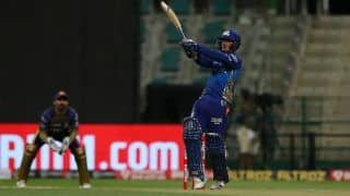 IPL 2020 Updated Points Table After MI vs KKR, Match 32 at Abu Dhabi: MI on Top; KL Rahul, Kagiso Rabada Retain Orange, Purple Cap Respectively