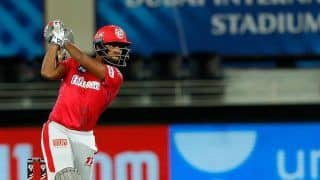 IPL 2020 Updated Points Table After Match 38 Between KXIP vs DC, Dubai: Punjab Jump to No 5; Shikhar Dhawan Zooms to No 2 With Historic Century in Orange Cap Race, Kagiso Rabada Retains Purple Cap