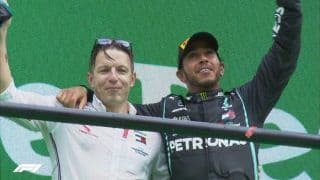 Formula One Star Lewis Hamilton Edges Michael Schumacher's Record of 92 Grand Prix Wins to Create History