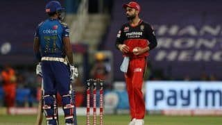 IPL 2020, MI vs RCB: Virat Kohli Sledges Suryakumar Yadav in Abu Dhabi | WATCH VIDEO