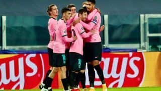 UEFA Champions League: Lionel Messi Scores as Barcelona Beat Cristiano Ronaldo-Less Juventus 2-0