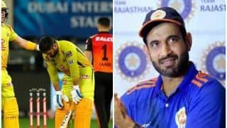IPL 2020: Irfan Pathan's Cryptic Tweet After MS Dhoni, CSK's Poor Show vs SRH in Dubai