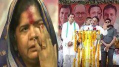 'आइटम विवाद': ECI ने एमपी की मंत्री इमरती देवी से 48 घंटे में मांगा नोटिस का जवाब