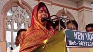 MP Bypolls: EC Notice to BJP   s Imarti Devi for Violating Mode Code, Asked to Reply Within Two Days