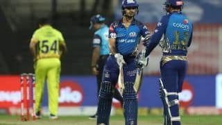 IPL 2020 Report: Kishan Stars After Boult's Four-for as Mumbai Beat Chennai to Take Top Spot