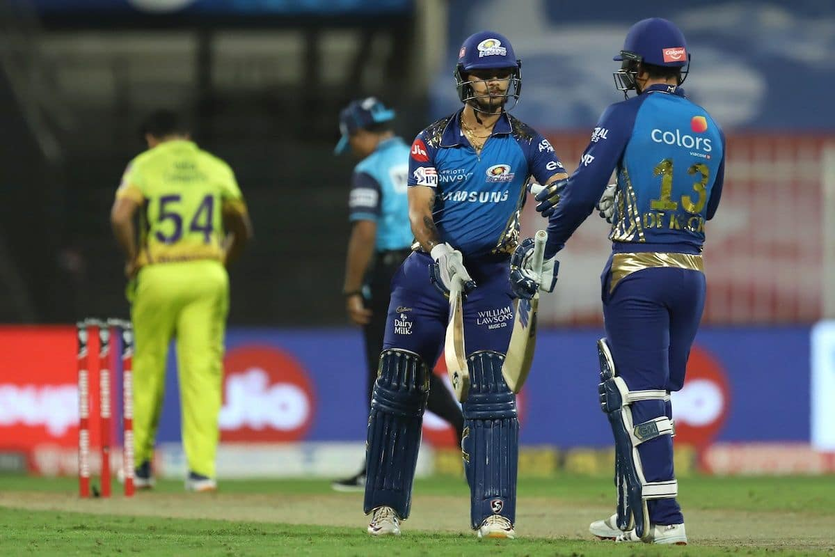 IPL 2020 Report: Kishan Stars After Boult's Four-for as Mumbai Beat Chennai to Take Top Spot