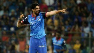 दिल्ली को लगा झटका, चोट के चलते पेसर इशांत शर्मा IPL के बाकी बचे सीजन से हुए बाहर