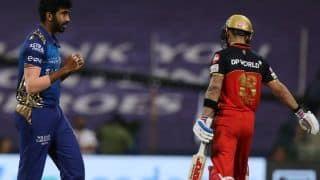 IPL 2020 Points Table: Mumbai Extend Lead on No.1 Spot; Bumrah Grabs 2nd Position in Purple Cap Tally, Padikkal Enters Top-5 in Orange Cap List