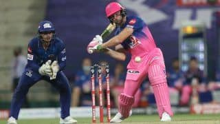 RR vs MI 11Wickets Fantasy Cricket Tips Dream11 IPL 2020: Pitch Report, Fantasy Playing Tips, Probable XIs For Today's Rajasthan Royals vs Mumbai Indians T20 Match 45 at Sheikh Zayed Stadium, Abu Dhabi 7.30 PM IST Sunday October 25