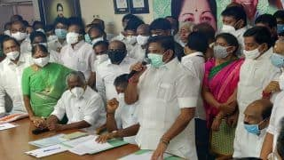 Tamil Nadu Assembly Election 2021: AIADMK Names K. Palaniswami as CM Candidate Ahead of Polls