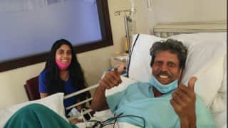 Indian legend kapil dev on road to recovery after heart surgery former partner chetan sharma posts photo 4183800