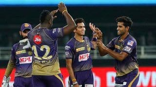 IPL 2020: Clinical Kolkata Knight Riders Beat Rajasthan Royals by 37 Runs